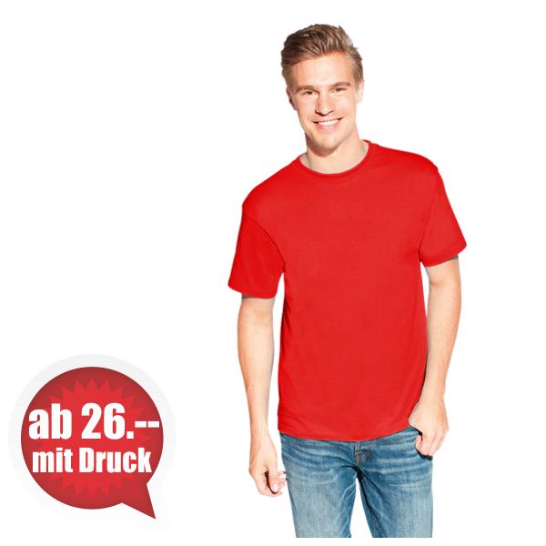 T-Shirt bedrucken aus der Schweiz - Promodoro Men Premium T