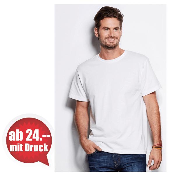 T-Shirt bedrucken aus der Schweiz - Stedman Comfort Long Men